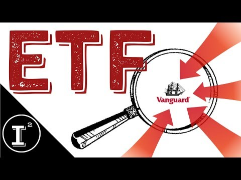 VANGUARD  EXCHANGE TRADED FUNDS (ETF's) | A CLOSER LOOK 🔎AT VANGUARD ETF's 💵