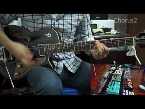 How to Play Wake - Hillsong Y&F - Electric Guitar by Nathan Park