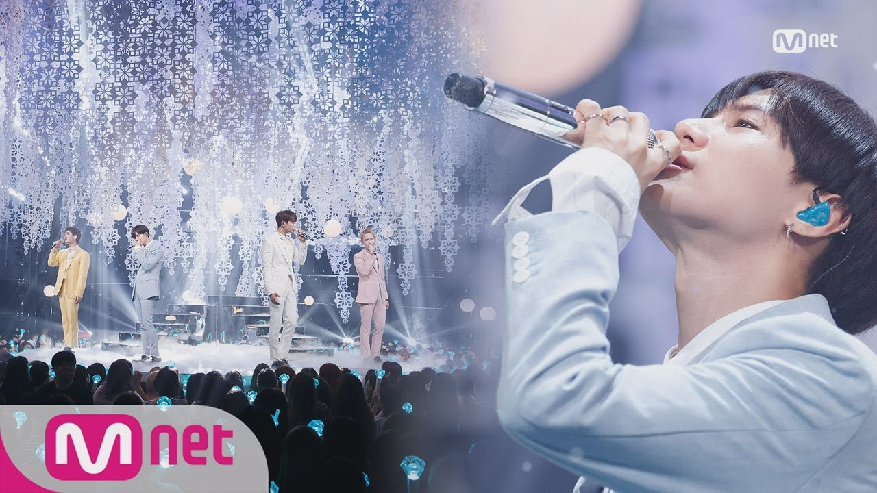 [SHINee - Our Page] Comeback Stage | M COUNTDOWN 180628 EP 576