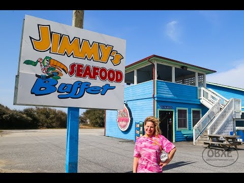 Jimmy's Seafood Buffet - Opening Day 2018 | OBX Entertainment
