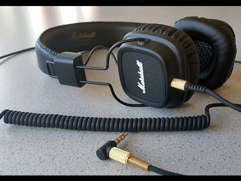 Tech Review Summaries Marshall Major Ii Headphone Youtube