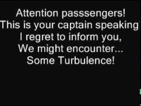 Turbulence lyrics