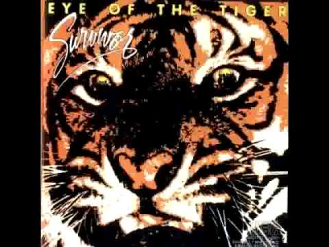 Survivor - Eye Of The Tiger (Instrumental)