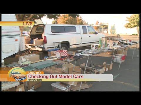 Stockton Car Show and Swap