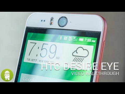 HTC Desire Eye hands-on!