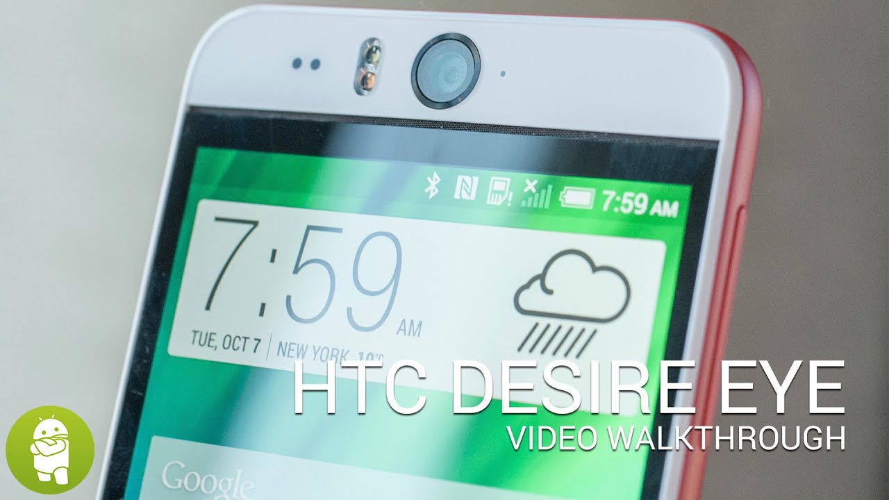 AT&T confirms HTC Desire Eye and RE camera will arrive in