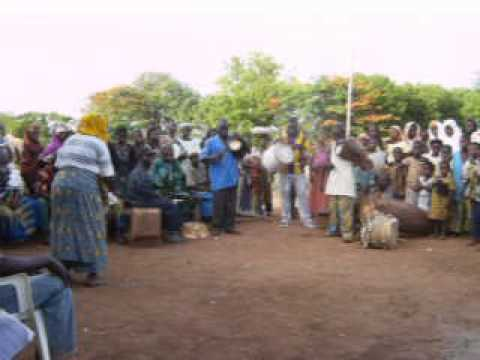 Dance in Koussountou, Togo