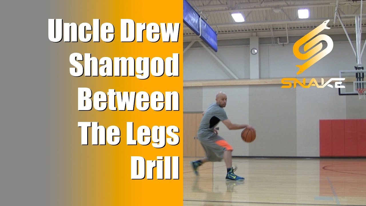 a3918d293eb2 How To Uncle Drew Shammgod Between the Legs - Move