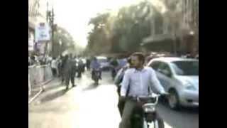 7.8 magnitude earthquake jolts southwestern Pakistan