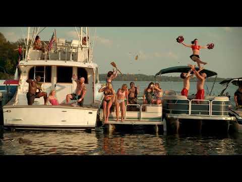 Смотреть клип Dustin Lynch Ft. Chris Lane - Tequila On A Boat