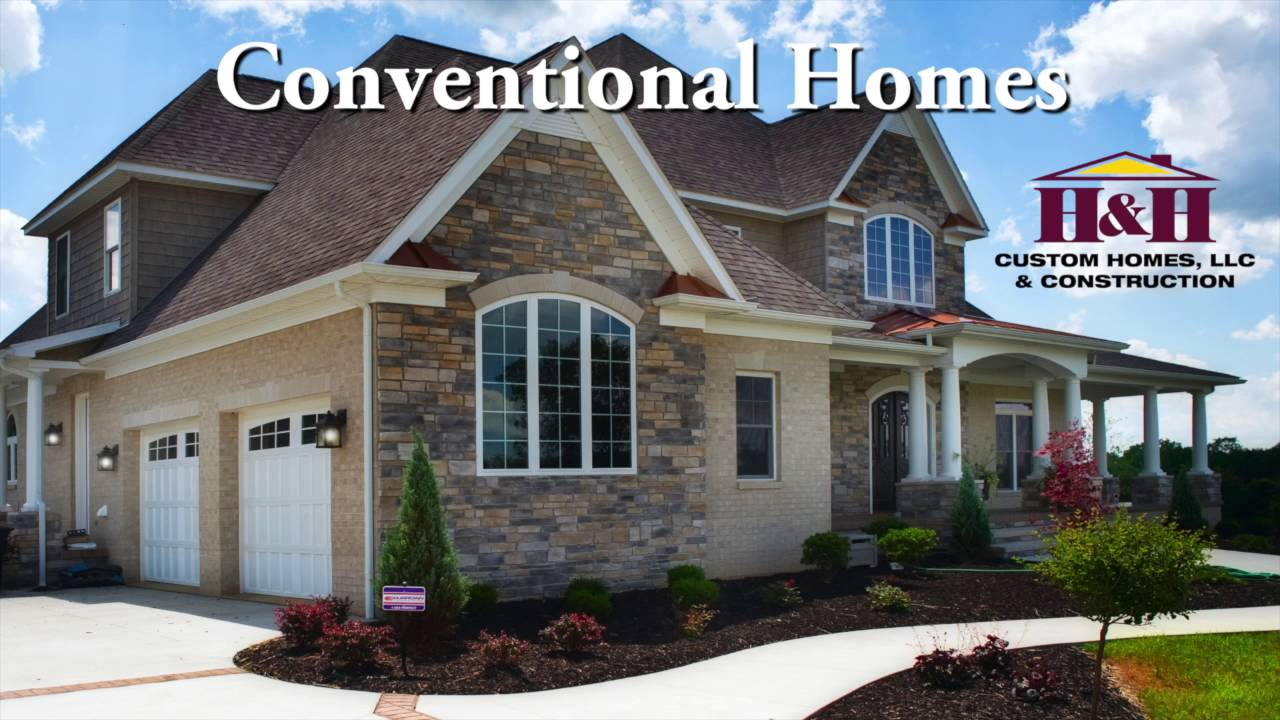 h h custom homes and construction and mohican log homes commercial