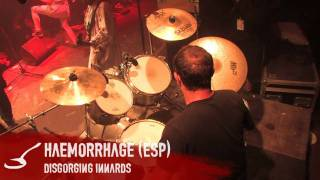 Haemorrhage - Live at Mountains of Death 2011 - Part 1