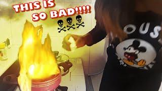 [외국인 먹방] 너무 매워서 죽을뻔!! WORST KOREAN FOOD EVER MADE!