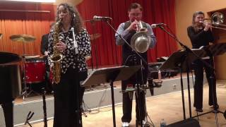 "Halley Shoenberg's Hot Swingtet Performing ""St. Louis Blues"""