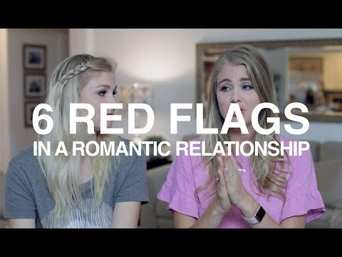 6 Red Flags In A Romantic Relationship