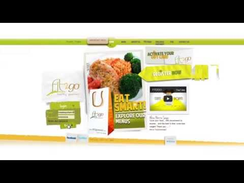 Fit2Go - Healthy Meal Delivered