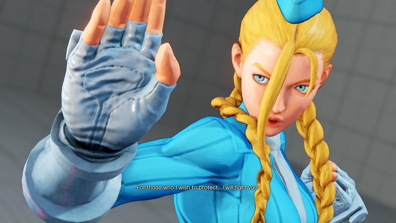 SFV Mods - Alpha Cammy (by MrTheBull) and R Mika Gym Class (by TheJamk) by  Indie Fighters