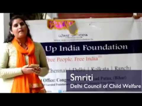 Delhi Council of Child Welfare | About Wake Up India Foundation