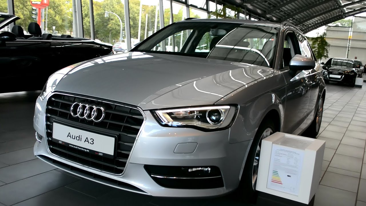 2015 new audi a3 sportback ambition 2 0 tdi youtube. Black Bedroom Furniture Sets. Home Design Ideas