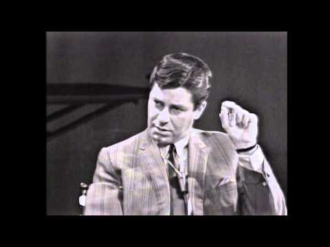 Jerry Lewis on religion and family