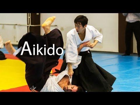 Beautiful Martial Arts - Aikido