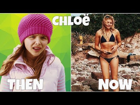 Hollywood Famous Star Kids Then and Now 2017