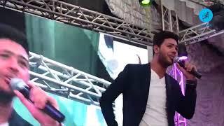 محمد شاهين يشعل الحفل الختامي لحملة