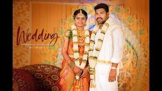 Sathees & Abinaya | Wedding Highlights | Tamil Wedding |Diya - Konjali  | Petta | Tiruchengode