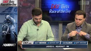 DRF Bets Sunday Race of the Day - Ladies Handicap 2018