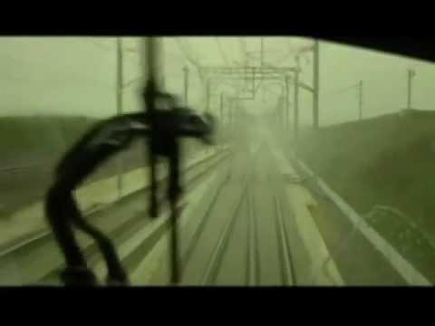 Paris - Saarbrücken - Kaiserslautern : Führerstandsmitfahrt