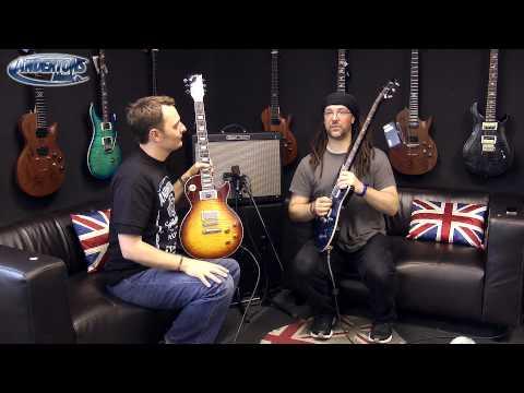 Gibson Les Paul Standard v PRS Custom 22 - Let's Fight!