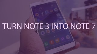 Turn Note 3 into Note 7! (Phronesis ROM Review)
