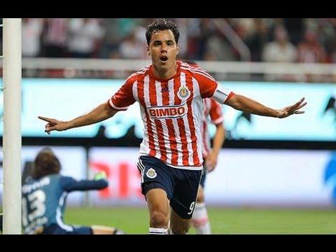 Omar Bravo GOL - Chivas vs Chiapas 2015 - Liga MX - GOLES Y RESUMEN 30/08/2015