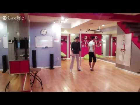 Salsa Video Lesson 69: Ladies shines in partnering