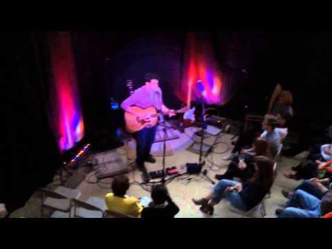 Sam Brenner at Forest House Concert 5/17/14