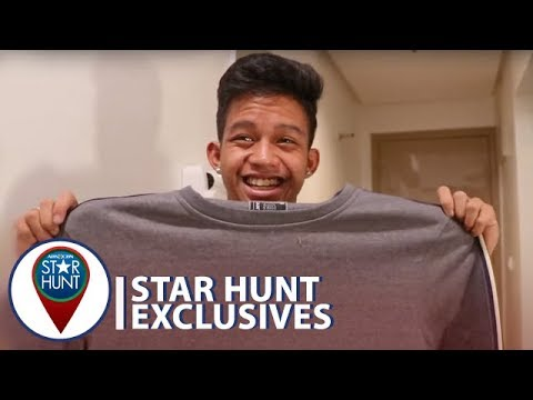 Luggage Raid with Emjay Savilla  Star Hunt Exclusives