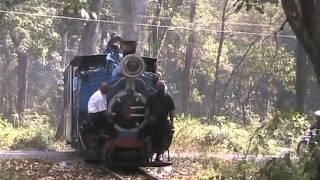 India - Darjeeling Himalayan Railway, Part 1 - 2006 (Trailer)