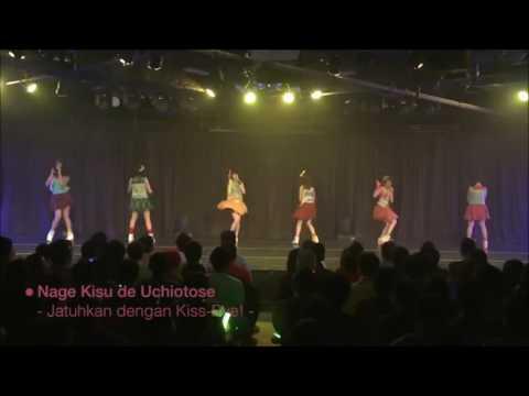 JKT48 - Nage kisu de Uchiotose (Jatuhkan dengan Kiss-Bye!)