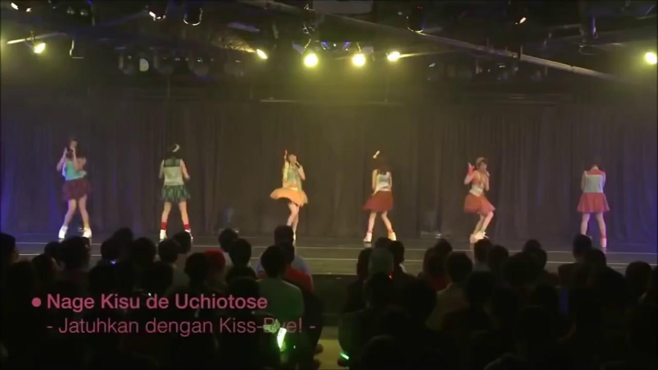 nage kiss de uchi otose jkt48
