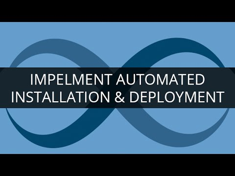 Implement Automated Installation & Deployment   Devops Tutorial for Beginners   What is DevOps