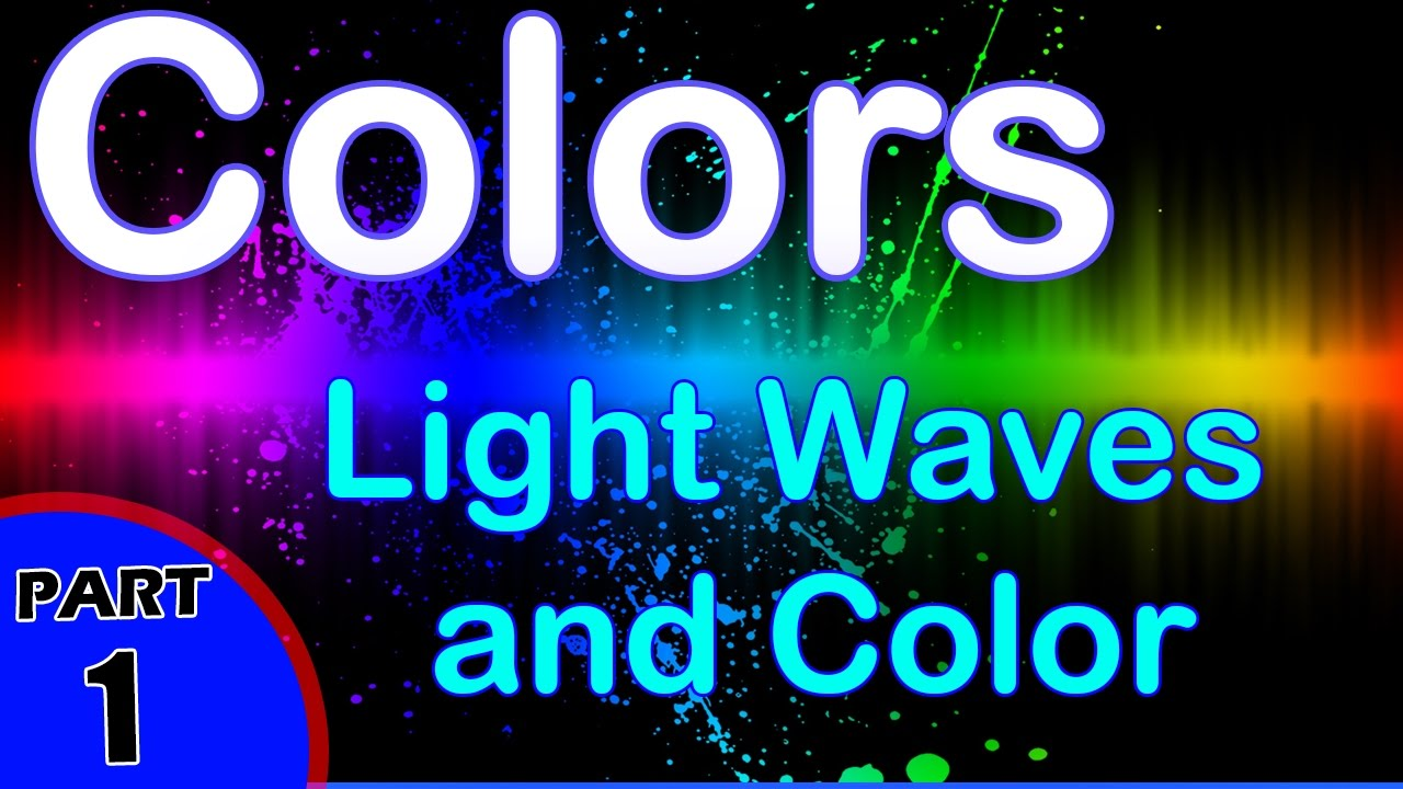 Light Waves And Color