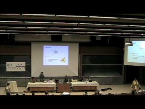 MIT Latke-Hamentashen Debate 2010-Barbara Imperiali(L3)