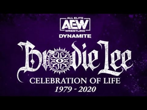 AEW Dynamite Brodie Lee Tribute Show Full Show Live Stream 30th December 2020 l Live Reactions
