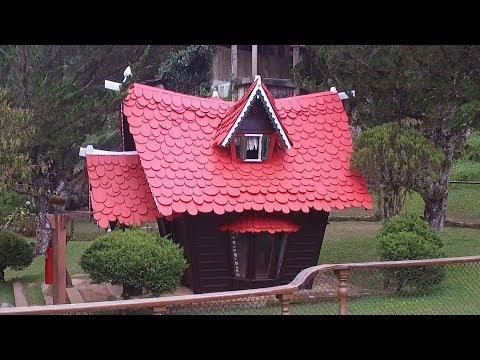 SUHD 4K VIDEO TEST DRONE Campos Jordão SP Brazil Parque da Floresta Encantada LG SAMSUNG SONY