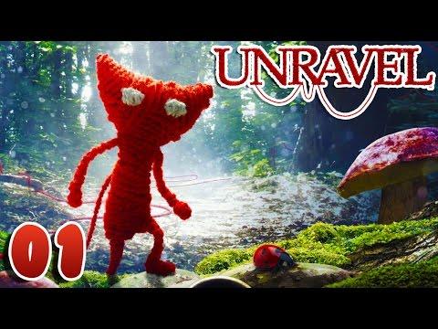 Unravel #01 : UN UNIVERS MAGIQUE !