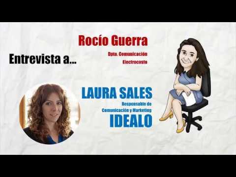 Laura Sales - Entrevista eShow Madrid 2017 - Electrocosto