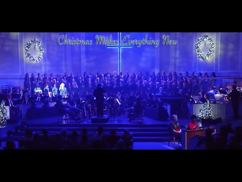 Central Church of God 2015 Christmas Musical, Charlotte NC