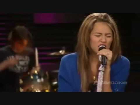 Miley AOL Sessions