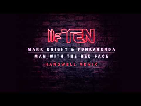Mark Knight & Funkagenda - Man With The Red Face (Hardwell Remix)  - OUT NOW!