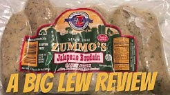 Zummo's Jalapeno Boudain [sic]